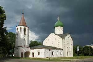 Церковь Фёдора Стратилата на Ручье